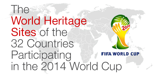 World Heritage Sites of the 32 Countries Participating in ...