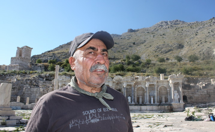 2015-08-26 - Sagalassos - Ali Koc - photo 04