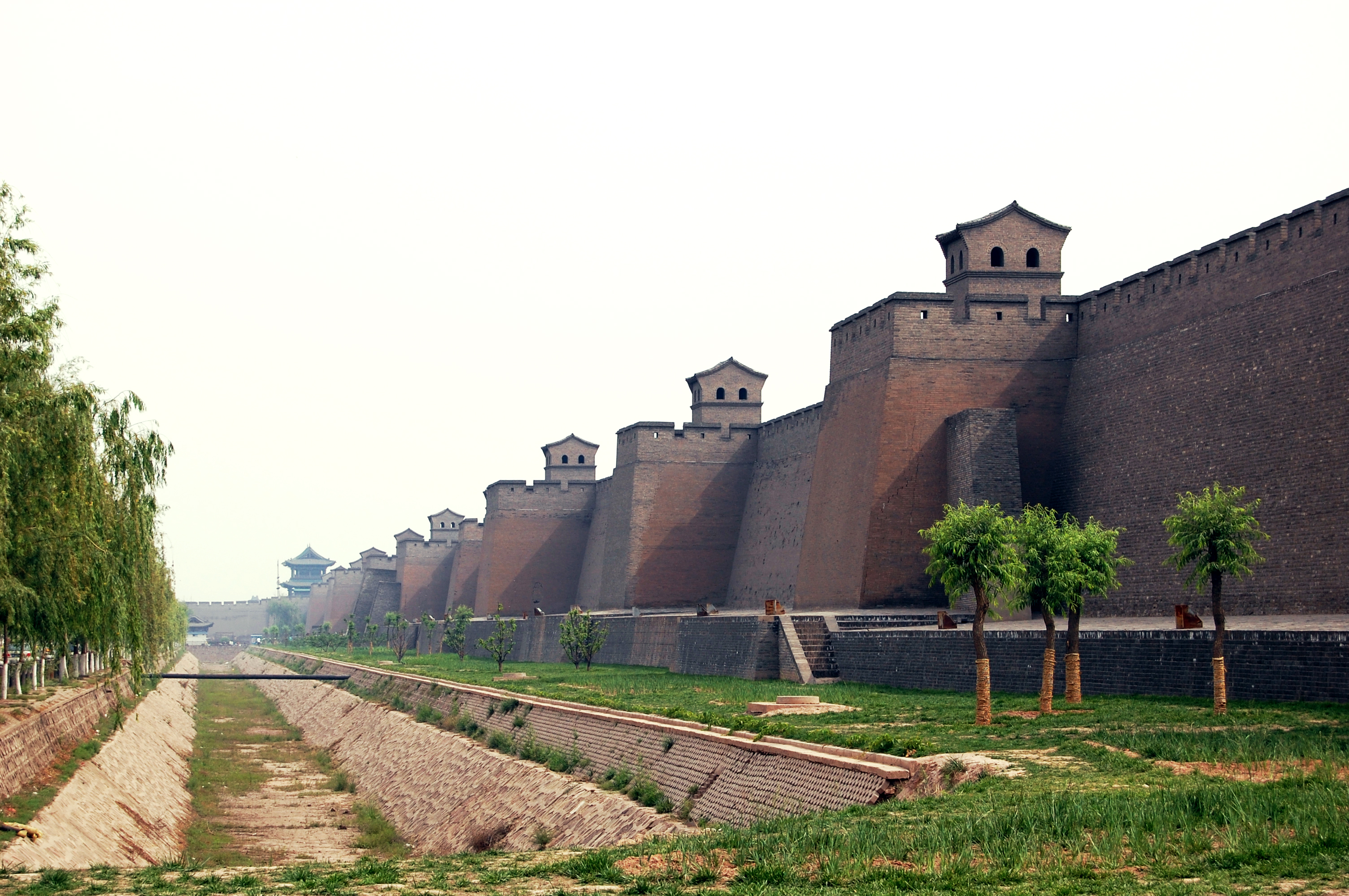 Pingyao Wall -Outer side Kuanghan Li