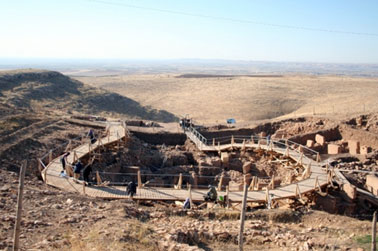 Gobekli Tepe Walkway