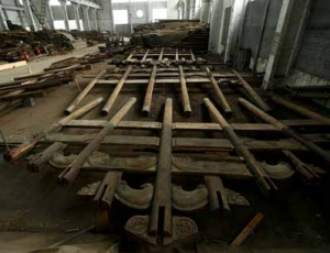 Reconstruction of Amanyangyun.
