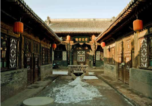 A courtyard house in Pingyao headed for restoration.